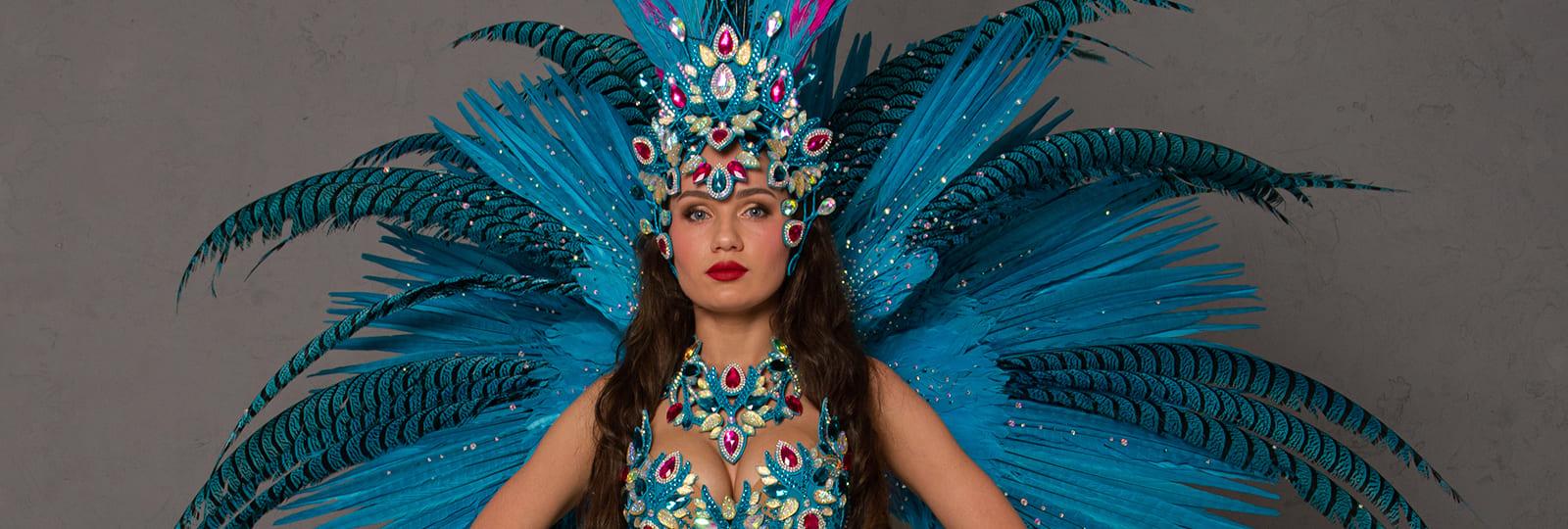 Бразильская самба | Шоу-балет Exotic Art в Санкт-Петербурге