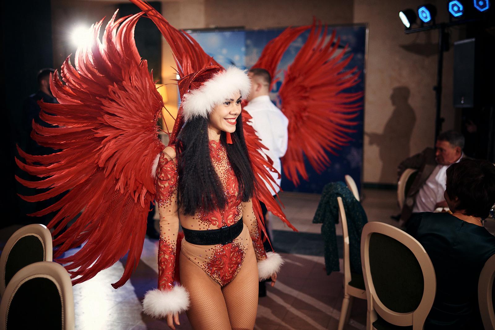 Новогодний карнавал | Шоу-балет Exotic Art в Санкт-Петербурге