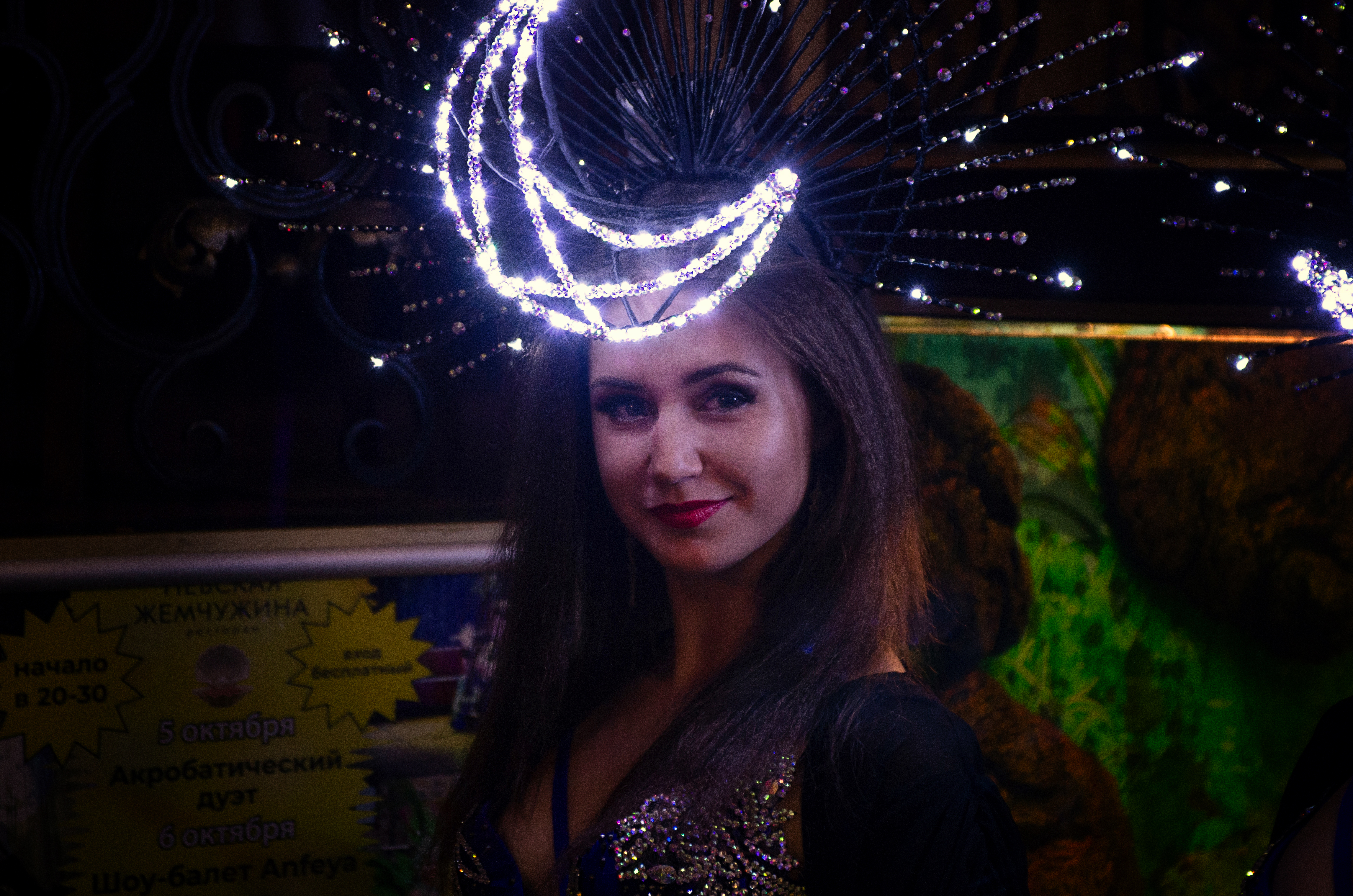 Ночи Каира   Шоу-балет Exotic Art в Санкт-Петербурге