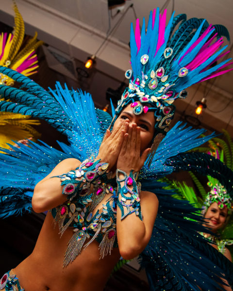 бразильское шоу спб | Exotic Art