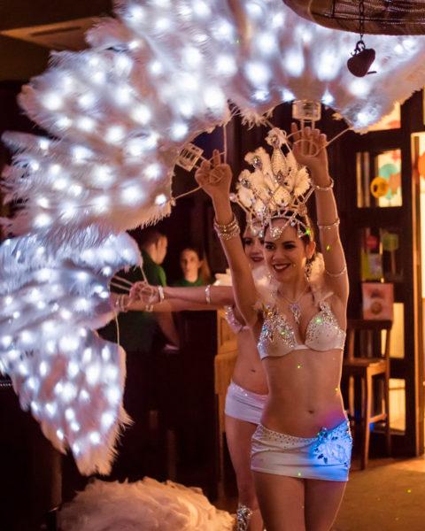 Световое шоу на праздник | Exotic Art