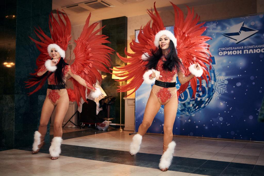 Новогоднее шоу на корпоратив спб | Exotic Art
