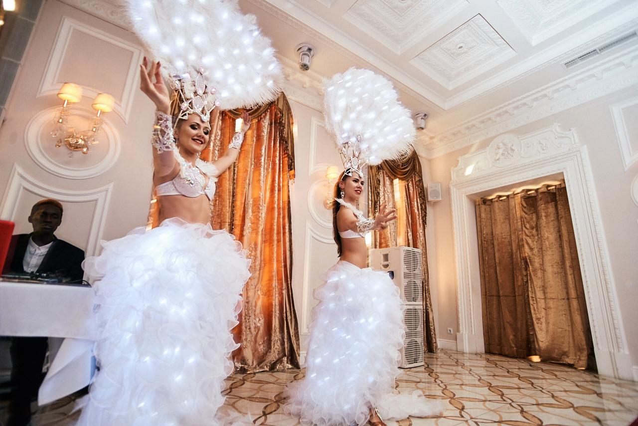 световое шоу на свадьбу спб | Exotic Art
