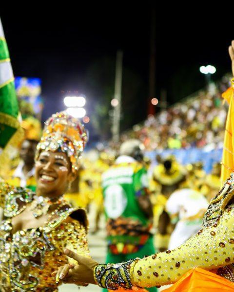 Бразильское шоу в Спб