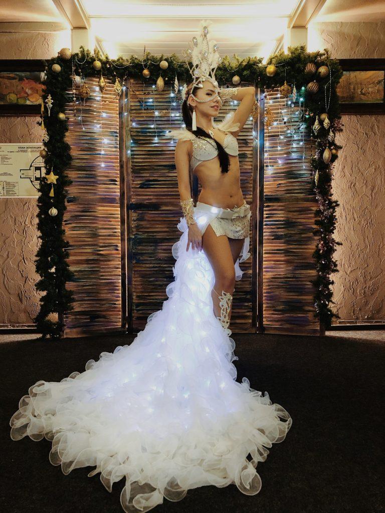 световое шоу в спб | шоу-балет спб Exotic Art