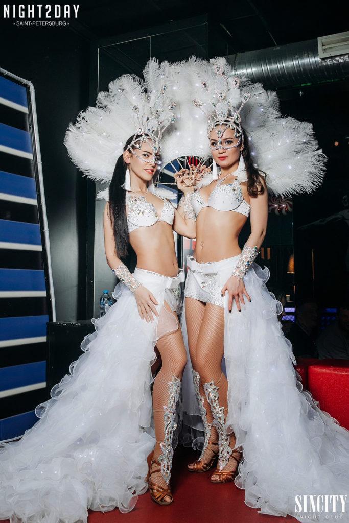 световое шоу в спб   шоу-балет спб Exotic Art