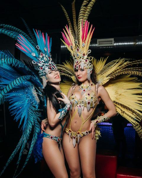 бразильское шоу на корпоратив спб | шоу-балет спб Exotic Art