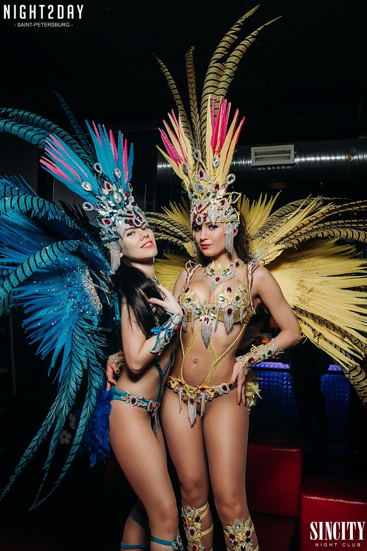 бразильское шоу на корпоратив спб   шоу-балет спб Exotic Art